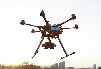 Drone application / Disaster response