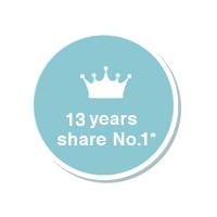 The #1 spot holder in web conferencing market share (Japan)