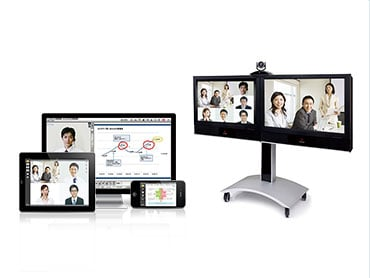 Video conferencing sync-friendly